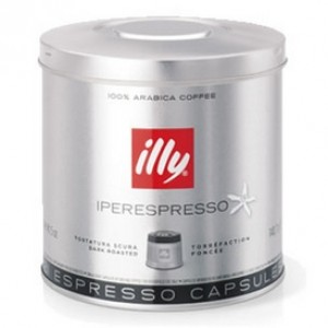 Illy iperEspresso Dark