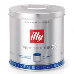 Illy iperEspresso Lungo